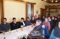 Teilnehmer an der GV
